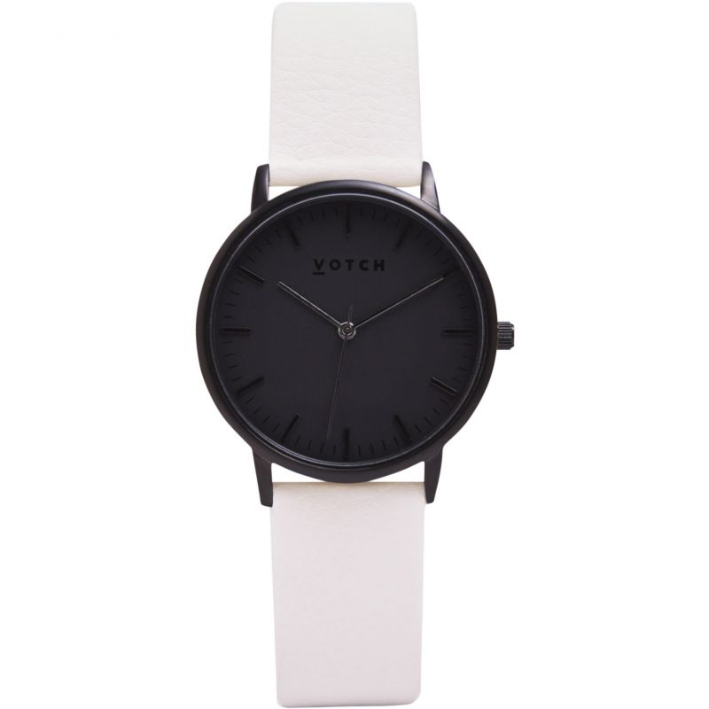 Ladies Votch The All Black And Off White 36mm Watch