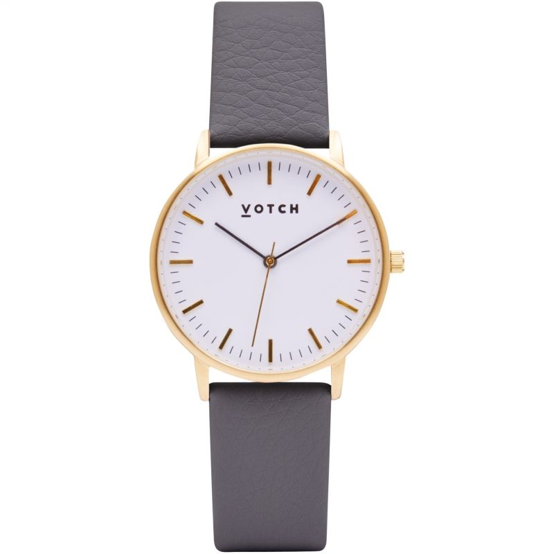 Ladies Votch The Gold And Slate Grey 36mm Watch