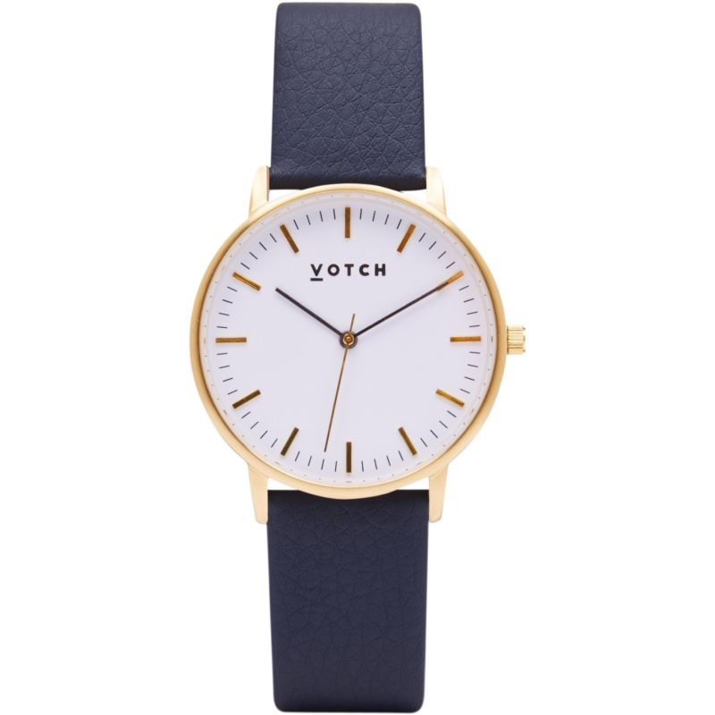 Ladies Votch The Gold And Navy 36mm Watch