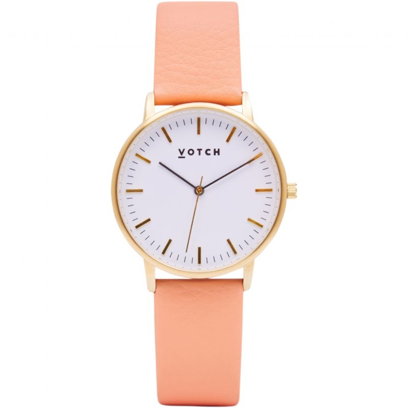 Ladies Votch The Gold And Coral 36mm Watch