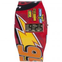 Character Disney Cars 3 All Over Print Kinderenhorloge Meerkleurig DC300