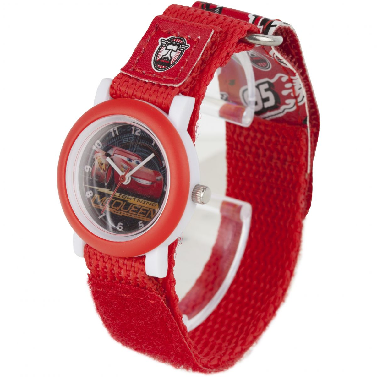 Childrens character disney cars 3 lightning mcqueen watch dc312 for Mcqueen watches