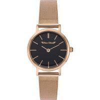 Damen Time Chain HIGHBURY Watch 70009/RG/BK