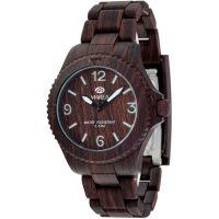 Herren Marea Wood Look Watch 35295/9