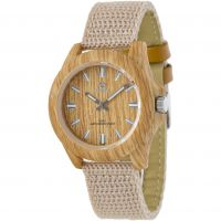 homme Marea Wood Look Watch B41193/1