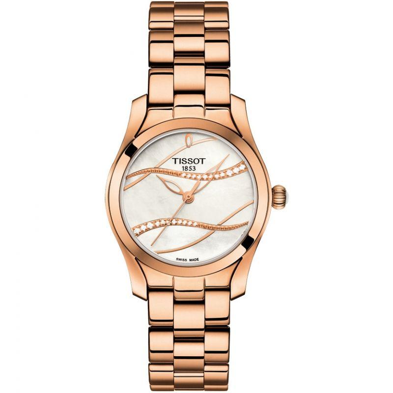 Ladies Tissot T-Wave Diamond Watch