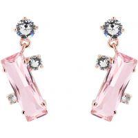femme Ted Baker Jewellery Broklyn Crystal Baguette Earring Watch TBJ1392-24-07