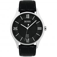 Hugo Boss Governor Herenhorloge Zwart 1513485
