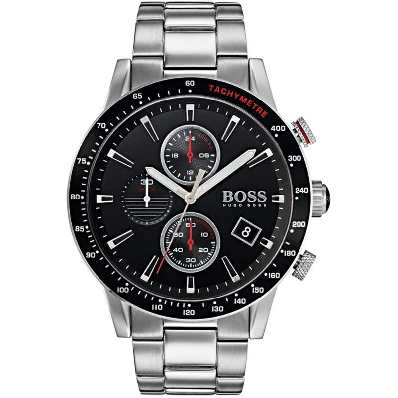 Mens Hugo Boss Rafale Chronograph Watch 1513509 by Watchshop