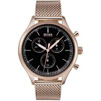 Hugo Boss Companion Herenchronograaf Rose 1513548