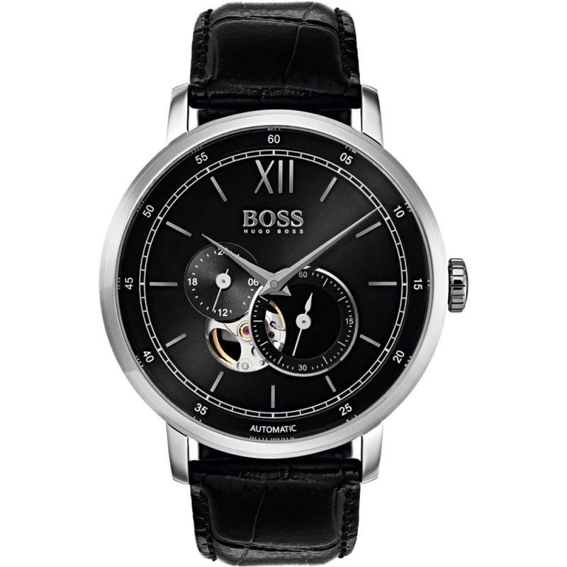 Mens Hugo Boss Signature Automatic Watch