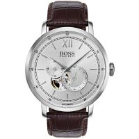 Hugo Boss Signature Herenhorloge Zilver 1513505