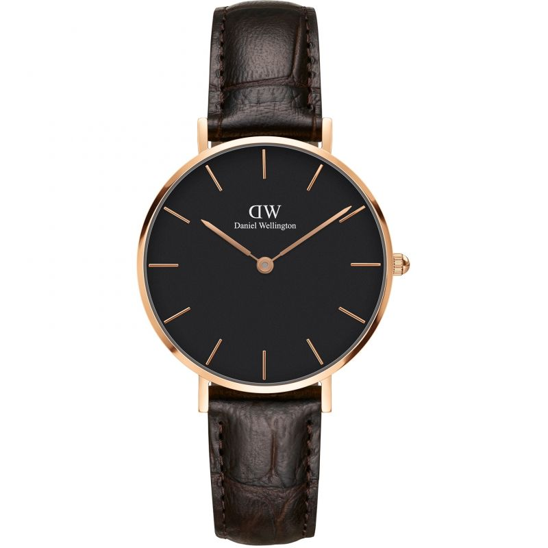 Unisex Daniel Wellington Classic Petite York Watch