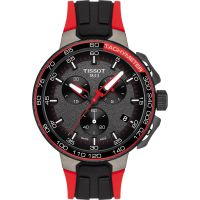 homme Tissot T-Bike La Vuelta Special Edition Chronograph Watch T1114173744101