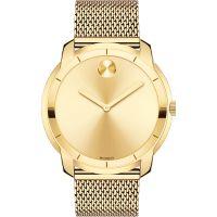 Herren Movado Bold Thin Watch 3600373