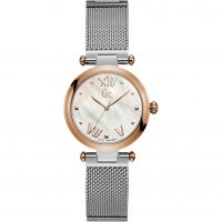 Damen Gc Pure Chic Watch Y31003L1