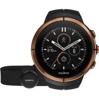 Unisex Suunto Spartan Ultra Bluetooth GPS Copper Special Edition Alarm Chronograph Watch SS022944000