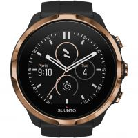 Unisex Suunto Spartan Sport Wrist HR Bluetooth GPS Copper Special Edition Alarm Chronograph Watch SS023310000