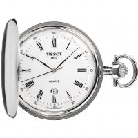 Taschenuhr Tissot Savonette Full Hunter Pocket Watch T83655313