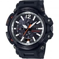 homme Casio G-Shock Gravitymaster Bluetooth GPS Alarm Chronograph Watch GPW-2000-1AER