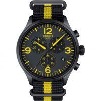 Herren Tissot Chrono XL Tour De France Special Edition Chronograf Uhren