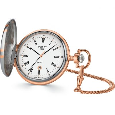 Tissot Pocket Savonette Watch T8624102901300