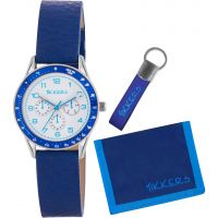 Childrens Tikkers Wallet Gift Set Watch ATK1023