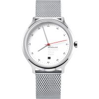 Unisex Mondaine Helvetica Regular Spiekermann Edition Watch