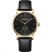 Herren Wenger Urban Classic Petite Seconde Watch 011741101