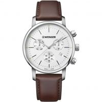 Mens Wenger Urban Classic Chrono Chronograph Watch