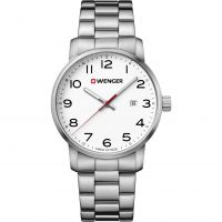 Herren Wenger Avenue Watch 011641104