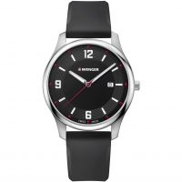 Wenger City Active Herenhorloge Zwart 011441109
