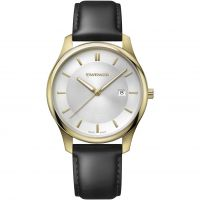 Herren Wenger City Classic Watch 011441106