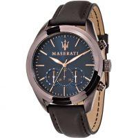 Herren Maserati Traguardo Watch R8871612008
