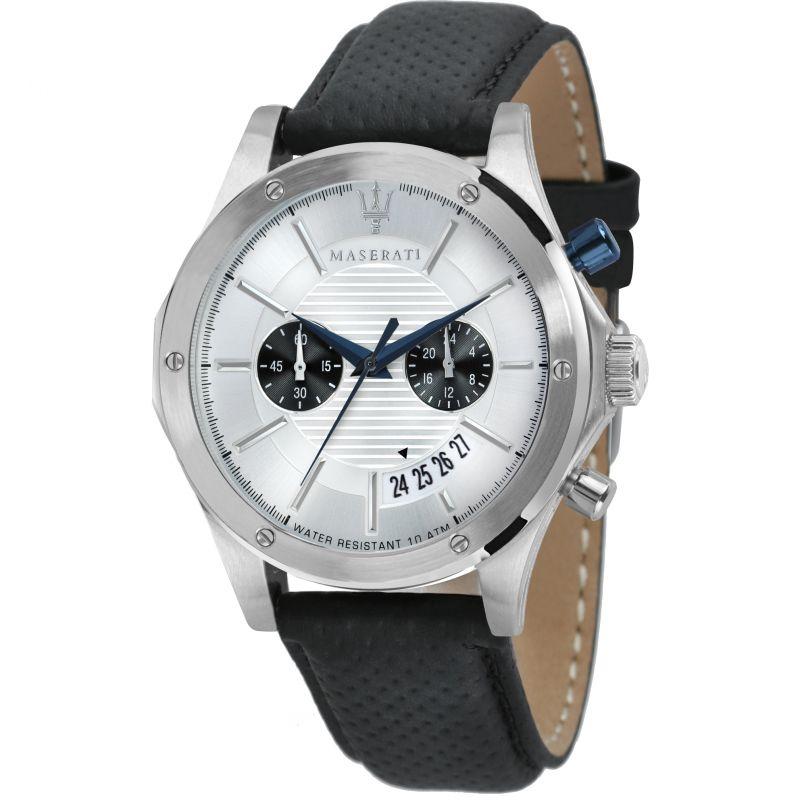 Mens Maserati Circuito Watch