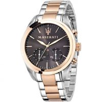 Mens Maserati Traguardo Watch