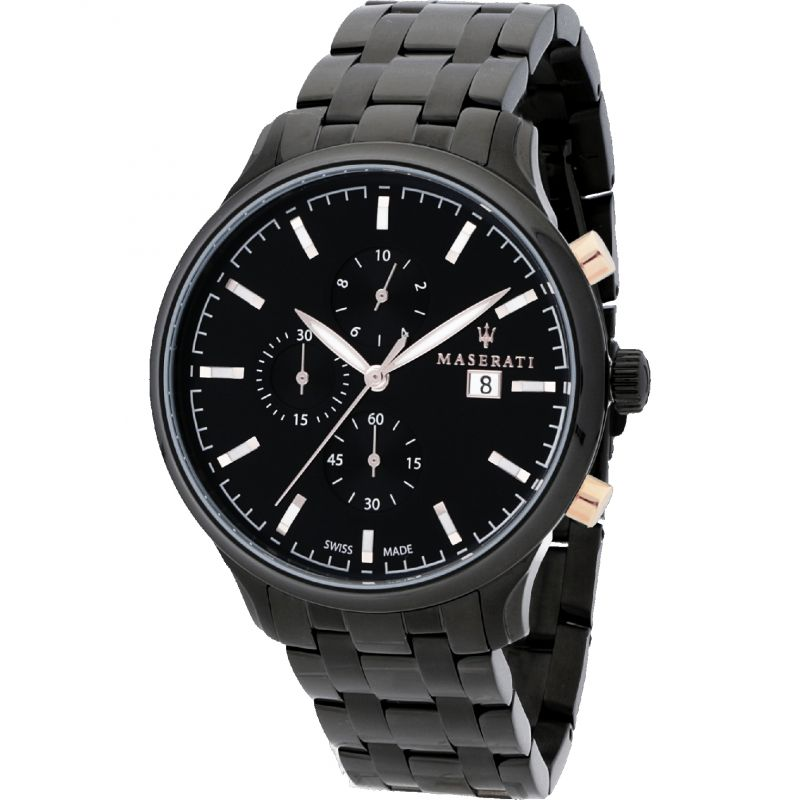Mens Maserati Attrazione Chronograph Watch