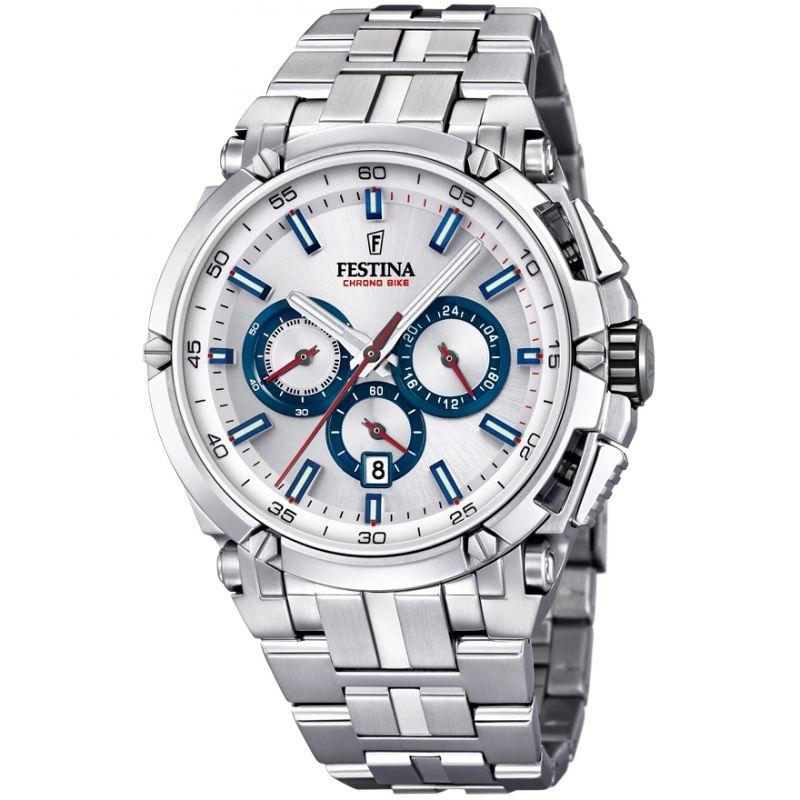Mens Festina Chronobike 2017 Chronograph Watch