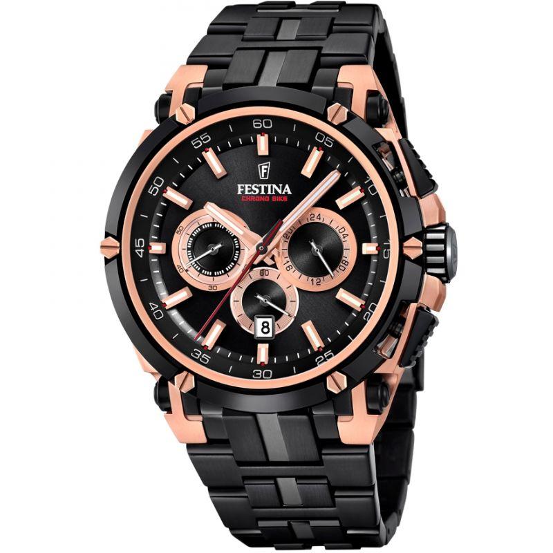 Mens Festina Chronobike 2017 Special Edition Chronograph Watch
