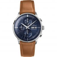 Mens Junghans Meister Chronoscope Chronograph Watch