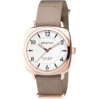 Damen Briston Clubmaster Chic Steel Watch 17536.SPRG.L.2.NT