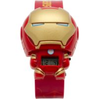 BulbBotz Marvel Iron Man Kinderenhorloge Rood 2021142
