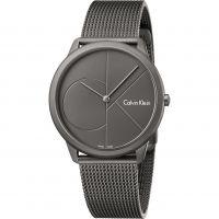 Unisex Calvin Klein Minimal 40mm Watch K3M517P4