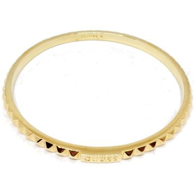 Ladies Guess Gold Plated Hoops I Did It Again Bracelet UBB84061-L