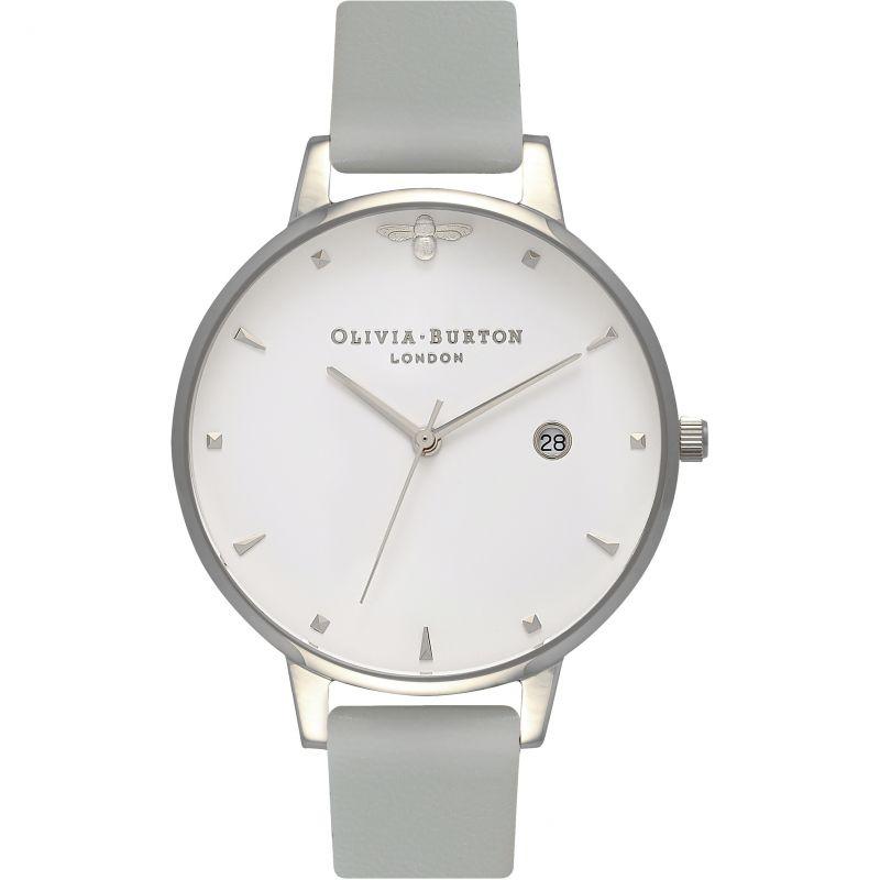 Queen Bee Rose Gold & Grey Watch
