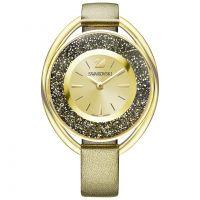 Damen Swarovski Crystalline Oval Watch 5296314