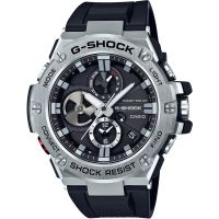 Casio G-Steel Bluetooth Triple Connect Herenchronograaf Zwart GST-B100-1AER