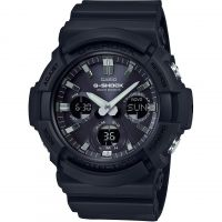 Herren Casio G-Shock Waveceptor Wecker Chronograf Uhr