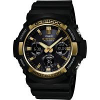 Herren Casio G-Shock Waveceptor Alarm Chronograph Radio Controlled Watch GAW-100G-1AER