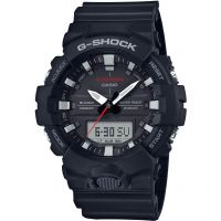 Herren Casio G-Shock Alarm Chronograph Watch GA-800-1AER